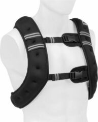 Capital_sports X-Vest gewichtsvest 5 kg neopreen/nylon borstriem zwart