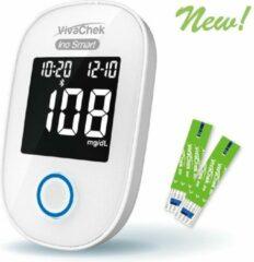 Vivachek Ino Smart glucosemeter startpakket (inclusief 25 lancetten, 25 test strips en een prikpen)