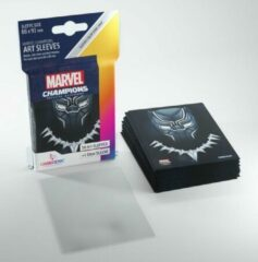 Black Panther Art Sleeves Gamegenic