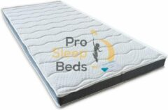Witte Pro Sleep Beds - T-Latex Topper - 120x-200 - 5cm
