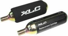 Zwarte XLC CO2 PATROON XLC 25 gram 2 stuks