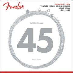 Fender String Original 7150 ML 45-100 Pure nikkel, Roenw.,Longscale