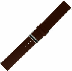 Morellato Morelatto Horlogebandje Plain Bruin 16mm