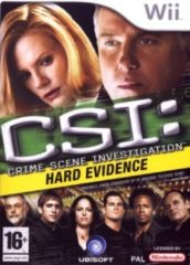 Ubisoft CSI - Crime Scene Investigation: Hard Evidence