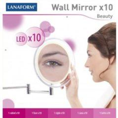 Lanaform Mirror x10 Wandspiegel met LED-verlichting