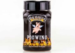 Don Marco's Barbecue Don Marco's-PigWing® - BBQ RUB - 220 gram