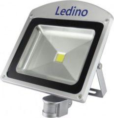 Ledino Ledisis High Power LED-Flutlichtstrahler, IR-Sensor, 50 W, kalt-/warmweiß Farbe: Kaltweiß