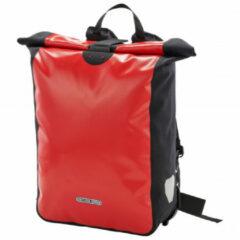 Ortlieb - Messenger-Bag - Fietsrugzak maat 39 l, rood/zwart