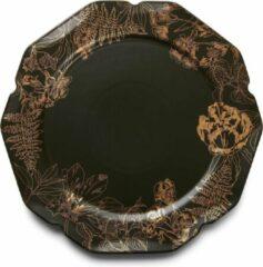 Essenza Masterpiece onderbord 34 cm / Donkergroen