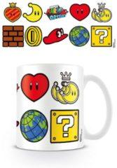 PYRAMID Super Mario Odyssey kopje Multi kleuren, Wit Universeel 1 stuk(s)