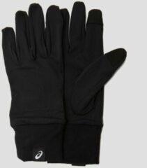 ASICS SportStyle Asics Basic Glove - Unisex Maat XL Running Zwart.