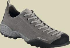 Scarpa Schuhe Mojito Leather Damen und Herren Freizeitschuh Größe 40,5 midgray