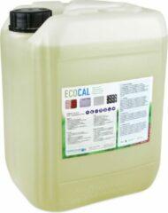Ecocal 10 liter - Verwijdert kalk en witte vlekken van muur en gevel