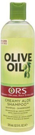 Afbeelding van Ors Organic Root Stimulator Aloë Olive Oil Creamy - 479 ml - Shampoo