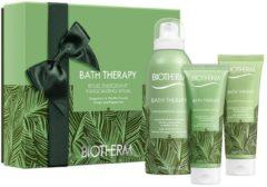Biotherm Geschenksets Für Sie Bath Therapy Invigorating Ritual Set Medium Invigorating Blend Body Cleansing Foam 200 ml + Invigorating Blend Body Smoo