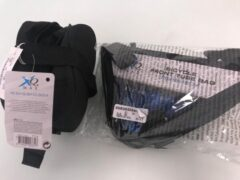 Zwarte XQ Max Set fietstassen