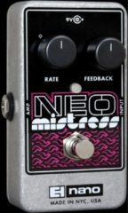 Electro Harmonix Neo Mistress flanger/phaser pedaal