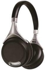 Altec Lansing AL-CAQL3 Hoofdband Stereofonisch Draadloos Zwart, Zilver mobiele hoofdtelefoon