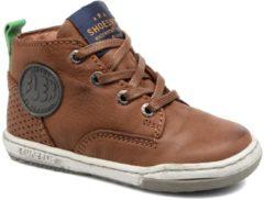 Bruine Boots en enkellaarsjes Sami by Shoesme