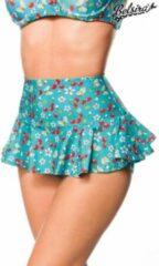 Belsira Bikinirokje -XL- 50118 Groen/Wit