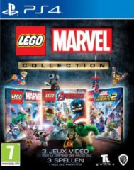 Warner Bros LEGO Marvel Collection (PS4) PlayStation 4 Meertalig
