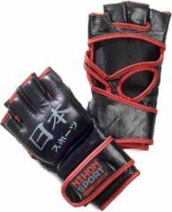 Zwarte Nihon MMA Glove PRO maat S/M