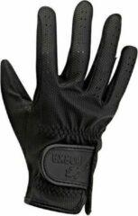 Zwarte Horka Unisex Rijhandschoenen Maat XXL