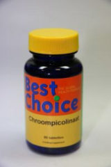 Best Choice Best Ch Chroompicolinaat - 60 tabletten