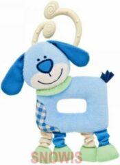 Blauwe Chicco Rammelaar Bobby 3m+