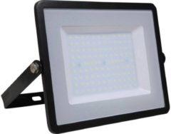 LED-buitenschijnwerper 100 W Warm-wit Zwart V-TAC VT-100 168412