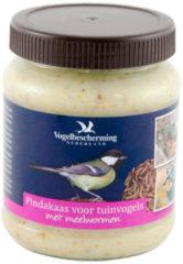 Vogelbescherming Nederland Vogelbescherming Vogelpindakaas - Meelwormen - 300 gr