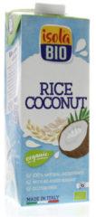 Isola Bio Rijstdrank kokosnoot 1000 Milliliter