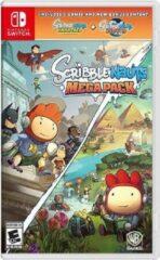 Wb Games Warner Bros Scribblenauts Mega Pack, Nintendo Switch video-game Basic + Add-on Engels