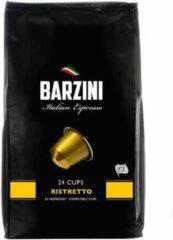 Barzini Italian Espresso - 1x 24 cups Ristretto