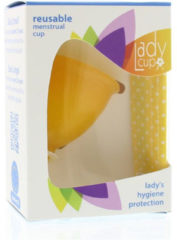 Ladycup Menstruatie Cup Sunflower Maat S (1st)