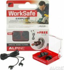 Witte Alpine Hearing protection Alpine - WorkSafe - Werk - Gehoorbescherming - Oordoppen - 1 paar