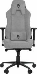 Arozzi Vernazza Soft Fabric Gaming Chair - Light Grey