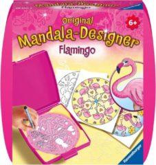 Ravensburger Spieleverlag Ravensburger Mini Mandala Designer® Flamingo´s
