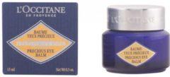 Anti-Veroudering Crème voor Ooggebied Immortelle L´occitane 15 ml