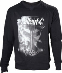 Fallout 4 - Brotherhood of the Steel heren sweater trui zwart - Games merchandise - XL