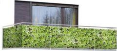 Wenko Sichtschutz Wilder Wein für Balkon und Terrasse