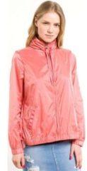 Fornarina Windjacken BE173C30N29968 Jacke Frauen Pink