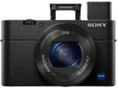 Sony Cyber-Shot DSC-RX100M4 Kompakt Kamera, 20 Megapixel, 2,9x opt. Zoom, 7,5 cm (3 Zoll) Display
