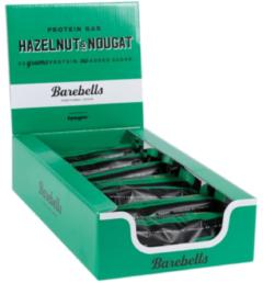 Barebells Protein Bar - 12x55g - Hazelnut & Nougat