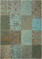 Louis de Poortere Vloerkleed Louis De Poortere Sea Blue 8006 230x330 cm