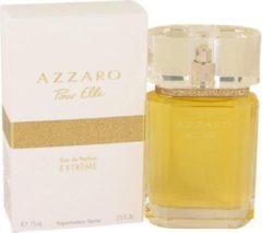 Azzaro Pour Elle Extreme 75 ml - Eau De Parfum Spray Women