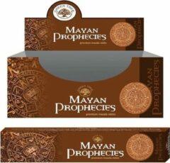 EgaWen Mayan Prophecies (doos van 12 pakjes wierookstokjes van 15 gram)