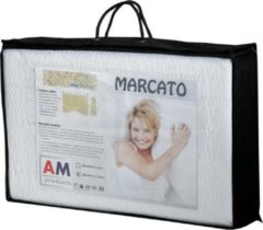 AM Products - Talalay Marcato - Latex - Hoofdkussen - Wit - Medium - 9/11cm