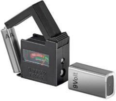 Zwarte Goobay 54020 vermogen / batterij tester