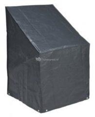 Grijze Nature beschermhoes voor stoelen - 110x68x68 cm
